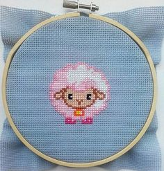 #sheep #crossstitch #embroidery #cloth #thread #cratfs #idea #inspiration #madehand #DIY #post #sharing #instagram #animal #farm #sleep #decor #photography #friendly #pink #wool #cute ������������ http://tipsrazzi.com/ipost/1523009899775416447/?code=BUi0W9BhFh_