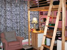 Dorm Room Design: 18 Stylish and Functional College Spaces : Decorating : Home & Garden Television