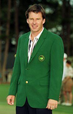 Nick Faldo - 1996 Masters Champion