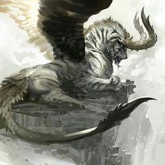 Head of the Adventurer's Guild Sphinx(?)