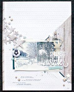 *stillness is the flower of winter* - Scrapbook.com