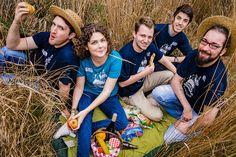 Team SlowPicNic Startup Weekend Saint-Brieuc