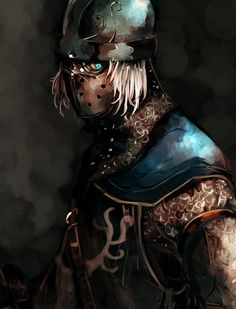 Art of Dark Souls Character Portraits, Character Art, Character Ideas, Soul Saga, Pen & Paper, Dark Souls 2, Fantasy Armor, Fantasy Characters, Dnd Characters