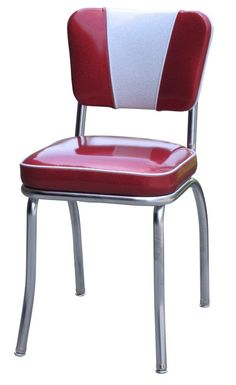 V Back Diner Chair | Diner Chairs | Retro V Back Chair