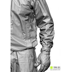 Shaded Male 02 Gloves and Coat