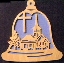 scroll saw church patterns | Nature & outdoor