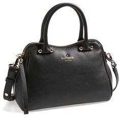 Kate Spade 'charles Street - Mini Audrey' Leather Satchel on shopstyle.com