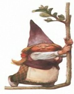 1000 Images About Rien Poortvliet On Pinterest Gnomes