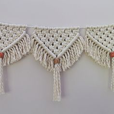 Macramé Workshop! Make your own handmade bunting  ~ Book online now at www.thecraftparlour.com.au