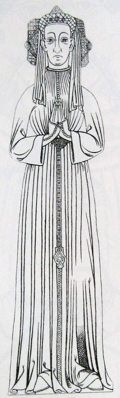 Margaret Pennebrygg (1401), Berkshire, England