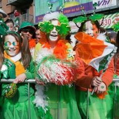 St Patrick's Day 2015 New Orleans