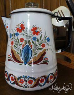 Berggren Coffeepot