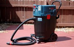 Bosch VAC140A Dust Extractor Review