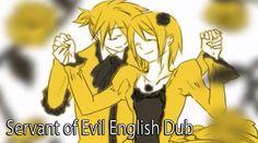 Servant of Evil English Dub