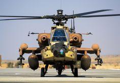 IAF AH-64 - Rocketumblr