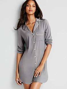 VS Supersoft Sleepshirt - have embroidered monogram for bridesmaids