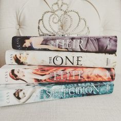 The selection series by Kiera Cass Ya Books, I Love Books, Good Books, Books To Read, The Selection, Selection Series, We Heart It, Maxon Schreave, All The Bright Places