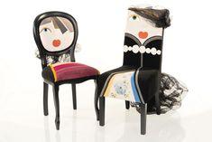 Chaises personnalisées: helloo Designer