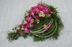 Znalezione obrazy dla zapytania florystyka pogrzebowa