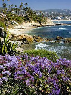 The best weekend getaways in America: Laguna Beach, California Bryce Canyon, Grand Canyon, Best Weekend Getaways, California Surf, Orange California, Southern California, Laguna Beach, Vacation Spots, Beautiful Beaches