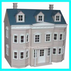 Children Toys, Miniature Furniture, Melbourne, Miniatures, Mansions, House Styles, Google, Image, Ideas