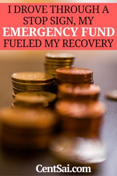 Here's just one example of why an emergency fund is a financial must.