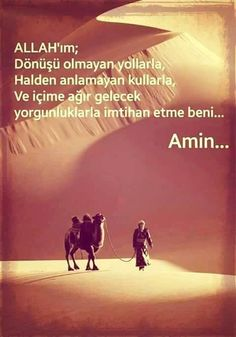 AMİN Turkish Sayings, Islamic Quotes, Words Quotes, Wise Words, Allah Islam, Sufi, Sentences, Meant To Be, Religion