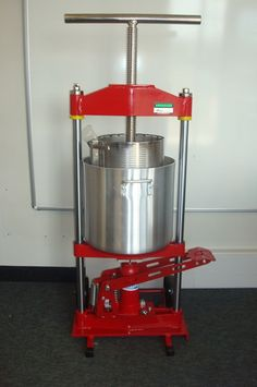 Our coconut oil presses is based on the design of the Aquarius Olive Oil Press. Grand Popo, Apple Cider Press, Distilling Equipment, Making Apple Cider, Craft Cider, Olive Press, Homemade Wine, Medicinal Herbs, Home Brewing
