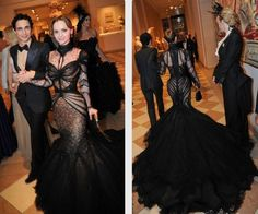 Could this Zac Posen dress, as seen here on Christina Ricci, be the most amazing creation?!