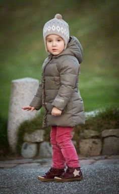Princess Athena during Danish Royal Christmas 2014 Family gathering at Fredensborg Palace