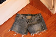 DIY Cutoff Shorts:  Ideas, Variations and How-To Tips