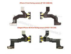 iPhone 5S Front-Facing Camera Module Leaks [Rumor]