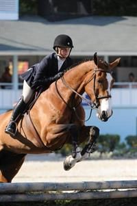 Watch Caitlin Boyle ride to the win at the 2014 USHJA/Essex Classics Hunterdon Equitation Cup Classic