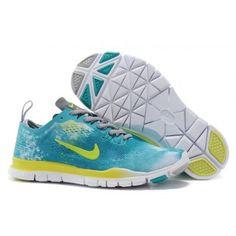 Nike Free Mens Shoes Tr Fit 5.0 Green Yellow Gray New