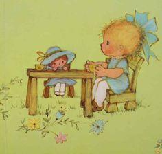 Mary Hamilton ilustradora infantil 5