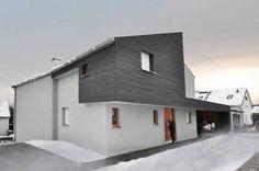 Form follows Bebauungsplan: ausgefallene Häuser von edoart architecture and design
