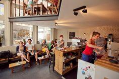 Kolonel Koffie Espressobar Antwerpen