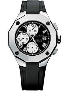 BAUME MERCIER  Riviera Chronograph Automatic  Men's Watch  MOA08594 $2995