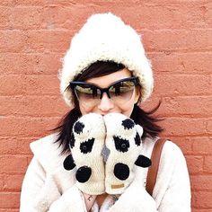 The lovely @KeikoLynn & the Temptation. #DITAeyewear #DITAgirl