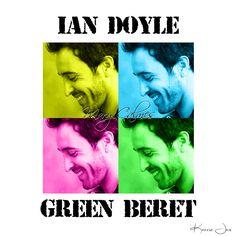 Ian Doyle - Marshals series