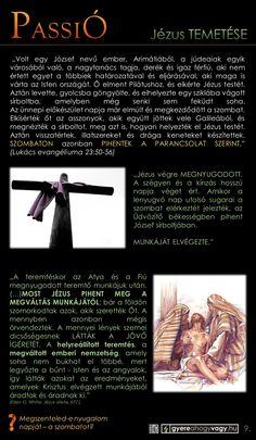 9. Jézus temetése