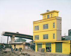 Peter Bialobrzeski: Megacities and their slums 'Hanoi / Vietnam'. 2007.