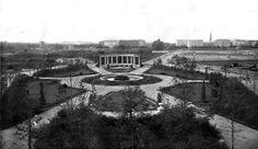 Der Viktoria-Luise-Platz in Berlin Schöneberg um 1900