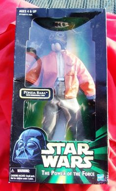 "Star Wars Ponda Baba Walrus Collectors Series Action Figure in Box 12"" MINT #Hasbro"