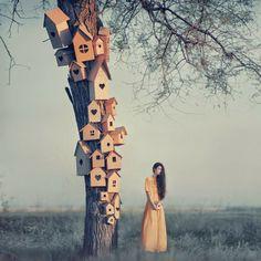 Oleg Oprisco's surrealistic Photographs | Inspirations Area