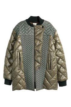 Moncler Hooded Vest pikowane