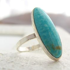 turquoise. Wow, looks just like my ring. Love it.