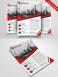 Business Corporate Flyer Template. Flyer Templates. $6.00