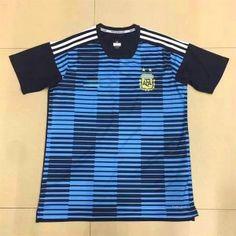 b037d0875 2018 World Cup Jersey Argentina Replica Blue Training Shirt 2018 World Cup  Jersey Argentina Replica Blue Training Shirt