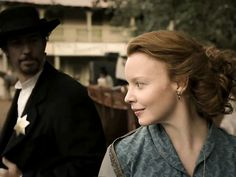 BELLE BARLOWE (Lauren Ambrose) and the secret romance with SHERIFF NATE COOPER (Wes Ramsey). No one does romance like #NicholasSparks! #DeliveranceCreek Saturday, Sept 13 8/7c on Lifetime TV